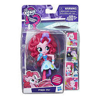 My Little Pony Май Литл Пони Equestria Girls мини-кукла Пинки Пай с микрофоном , фото 1