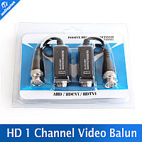 Комплект для передачи видео по витой паре Video Balun, фото 1