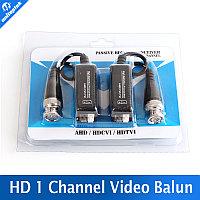Комплект для передачи видео по витой паре Video Balun