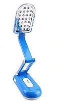 Аккумуляторная лампа-трансформер KM-6635 на 26 LED, фото 1