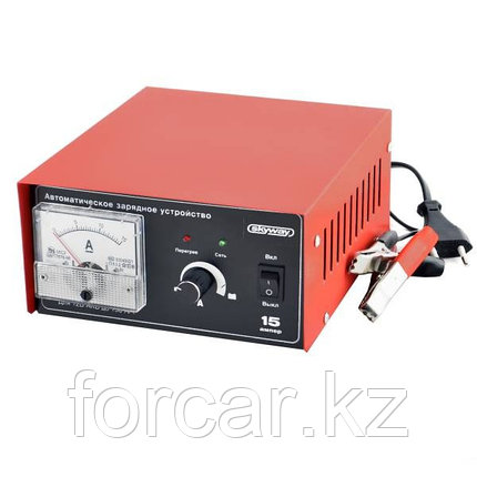 Зарядное устройство аккумулятора 15А SKYWAY, фото 2