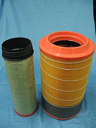 Фильтр воздушный PU2841 (HOWO, SHAANXI)