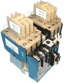 Пускатель ПМ12-010-640 (10 А, реверсивный с реле)