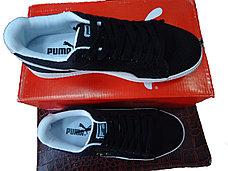Кеды Puma Clide black., фото 2