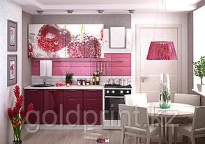 УФ Печать на Кухонных гарнитурах Вишня, фото 2