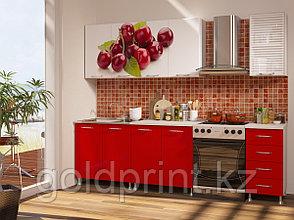 УФ Печать на Кухонных гарнитурах Вишня, фото 3