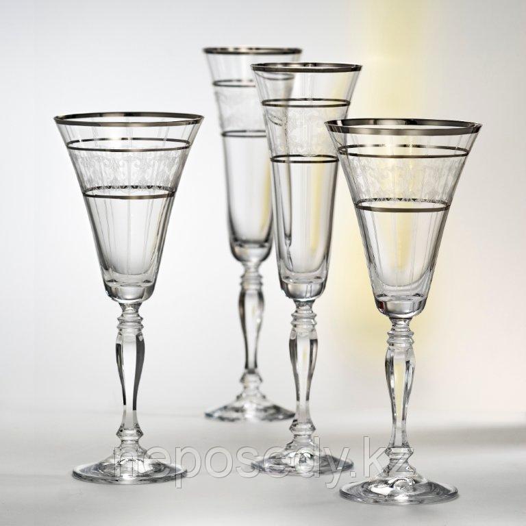 Фужеры Victoria 230мл вино 6шт 40727-437694-230. Алматы