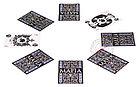 Настольная игра Мафия пластиковая карта, фото 2