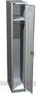 Односекционный металлический шкаф для одежды ШРМ-11-400