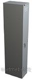 Односекционный металлический шкаф для одежды ШРМ-11-400, фото 2