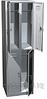 Односекционный металлический шкаф для одежды ШРМ-24