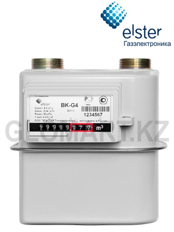 Счетчик газа Эльстер BK-G4