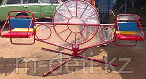 Карусель механическая для детей купить