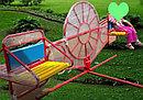 Карусель механическая для детей купить, фото 3