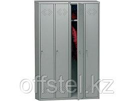 Шкаф для раздевалок (локер) ПРАКТИК LS-41