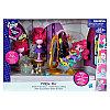 My Little Pony Май Литл Пони Equestria Girls Игровой набор мини-кукол Пижамная вечеринка Салон красоты