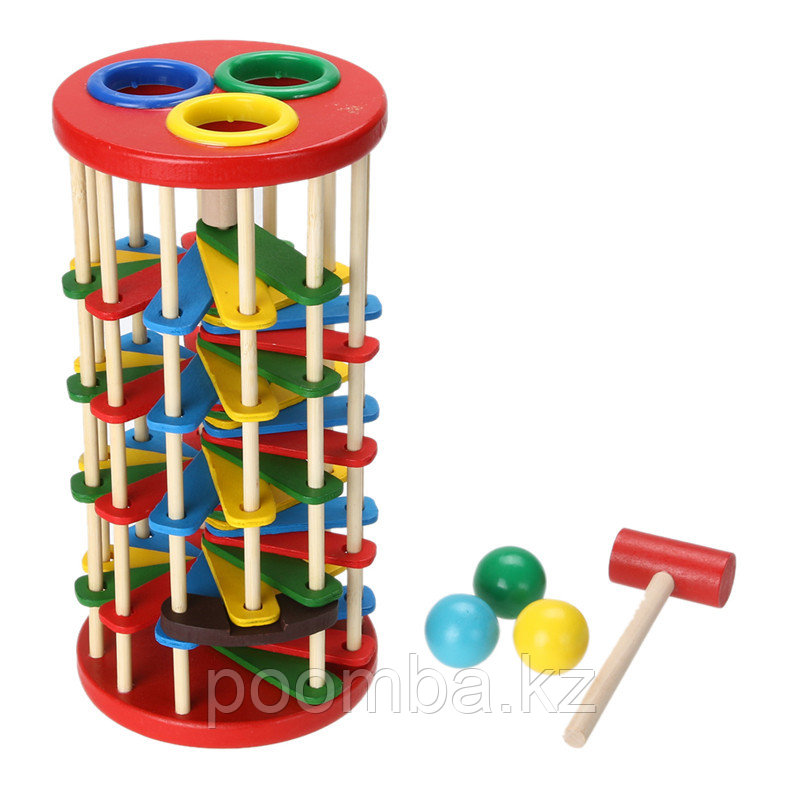 Развивающая игрушка Лестница