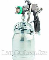 Краскораспылитель AS 951 LVLP профессиональный всасывающего типа сопло 1,5 мм Stels 57368 (002)