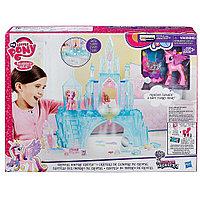 """Игровой набор """"Май Литл Пони"""" - Кристальный замок с аксессуарами (свет), фото 1"""