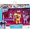 Пони-модницы парочки, My little Pony, Принцесса Твайлайт Спаркл и Эпплджек