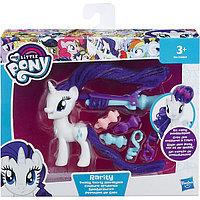 Пони с праздничными прическами, My little Pony, Рарити B8809/B9619