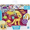 Пони с праздничными прическами, My little Pony, Эпплджек