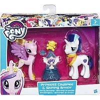 Пони-модницы парочки, My little Pony, Принцесса Каденс и Шайнинг Армор, фото 1
