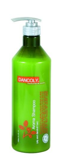 Арома-шампунь для жирных и склонных к перхоти волос 1000 ml Dancoly SPA