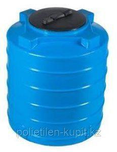Бак пластиковый для полива воды жидкости (емкость) 1000 литров