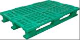 Паллеты  полимерные  1200Х800Х160  мм. перфорированные с  полозьями.