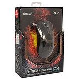 Мышка игровая A4Tech F4, фото 3