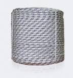 Фал капроновый с сердечником (диаметр: 4 мм, длина: 100 м)