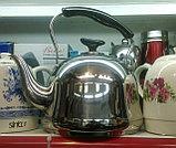 Чайник со свистком Vicalina, 4 литра, фото 2