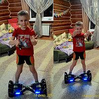 Подарили с мужем на день рождения гироскутер, сынок очень рад, иногда даже муж пытается на нем покататься :)