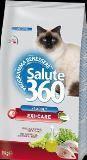 Salute 360 Cat Exi-care Сухой корм для взрослых привередливых кошек и котов, 400г, фото 1