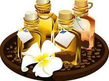Эфирные и парфюмированные масла.