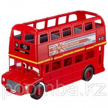 Тачки 2. Герой мультфильма  Double Decker Bus (№4)