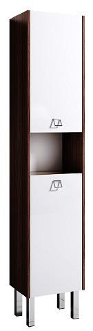 Командор Пенал напольный с корзиной 40 cм  Элемент мебели комплектуется встроенной корзиной для белья
