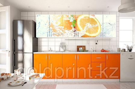 УФ Печать на Кухонных гарнитурах Апельсин, фото 2