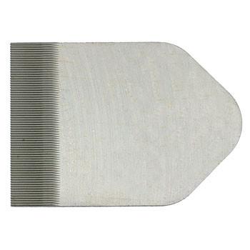 Нож д/цикл. рубанка Veritas, 73мм/А2 с насечкой