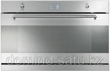 Встроенный духовой шкаф 90см Smeg SFP9395X с пиролизом