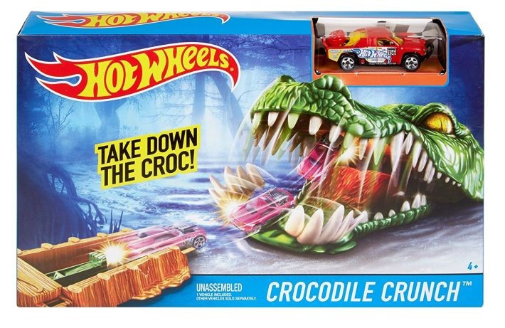 """Hot Wheels Набор """"Крокодил"""""""