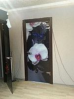 Двери межкомнатные стеклянные, Астана