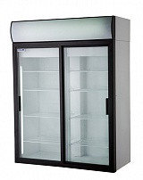 Холодильный шкаф DM114Sd-S (стекло двери купе)