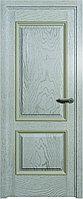 Межкомнатная дверь Вельми шпон дуб патина
