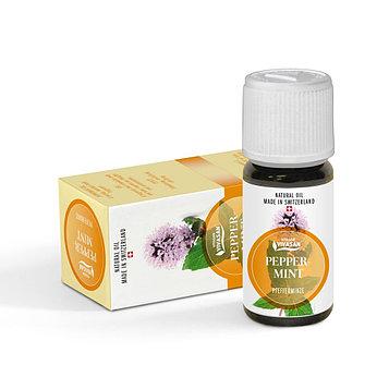 Масло Мята перечная - антисептик, используется при гриппе, простуде, насморк, бронхит, повышает иммунитет