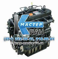 Двигатель A2300 (К1022351А) на Doosan 440 Plus/МКСМ-800