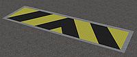Дорожный противотаранный блокиратор врезной 2500DB