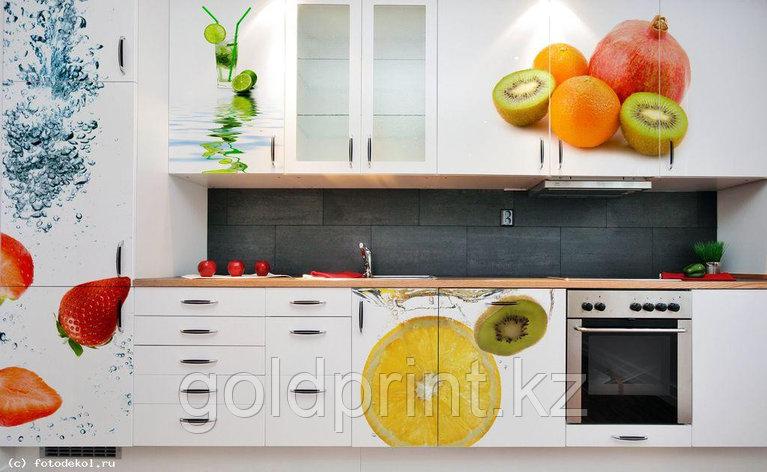 УФ Печать на Кухонных гарнитурах Фрукты, фото 2