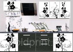 УФ Печать на Кухонных гарнитурах Вектор